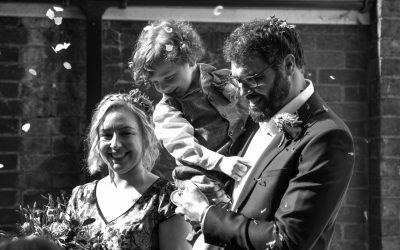 Alex & Sorrel's wedding and garden party
